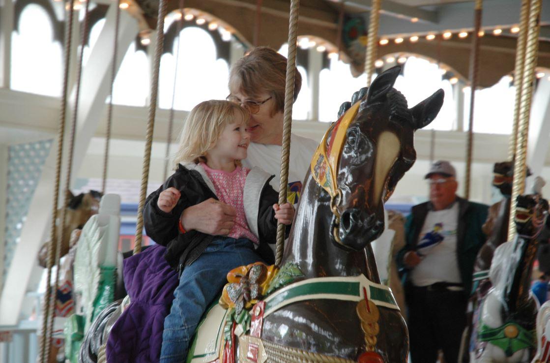 Former Libertyland 1923 Dentzel Carousel Reopens in Memphis - Coaster101