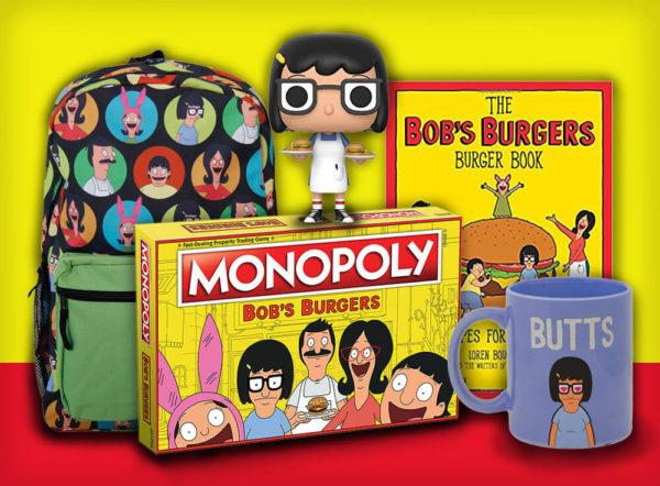 Les cadeaux de Bob's Burgers