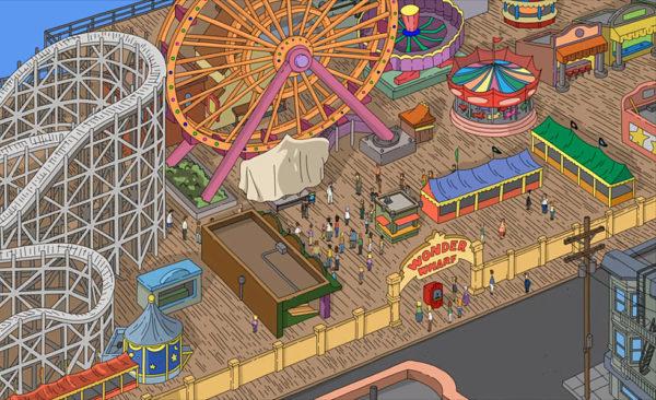 Le parc d'attractions de Bob's Burgers