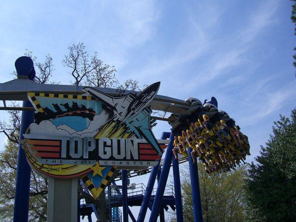 19 for '99: Afterburn at Carowinds - Coaster101