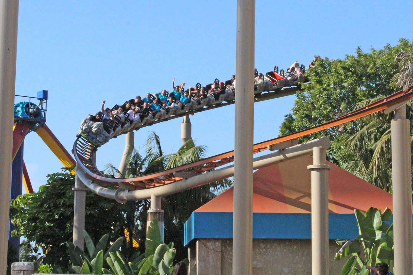 USA: Knott's Berry Farm's surprisingly scary rides ... |Knotts Berry Farm Coasters