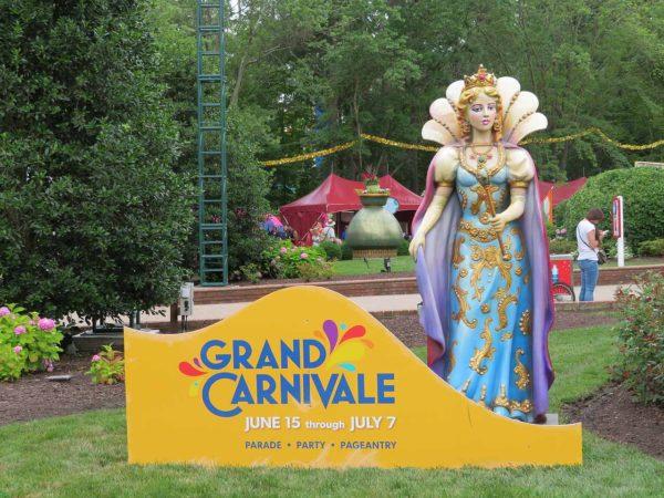 Grand Carnivale Brings International Flair to Kings Dominion