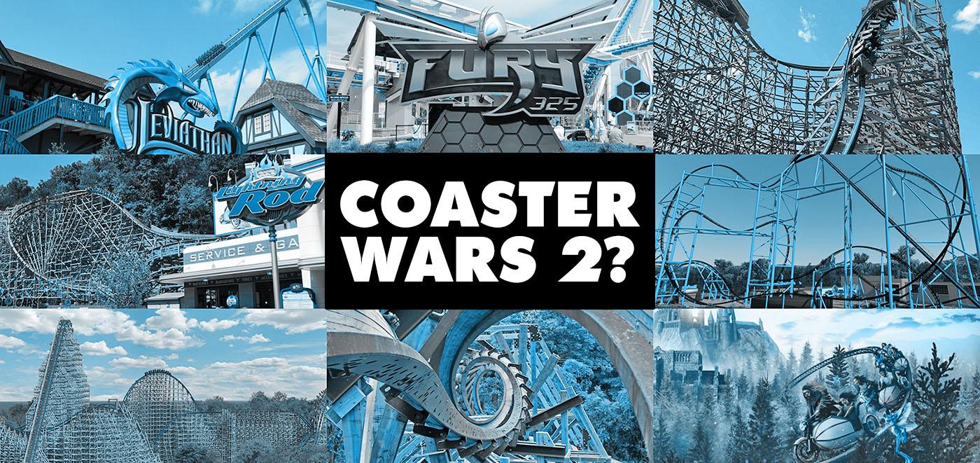 Has the Second Coaster War Begun?