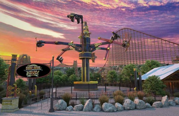 Six Flags St. Louis unveils the Catwoman Whip in 2020!