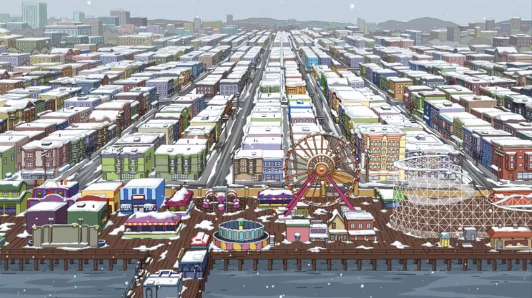 8 Reasons Why We Need A Bob S Burgers Theme Park Land Coaster101
