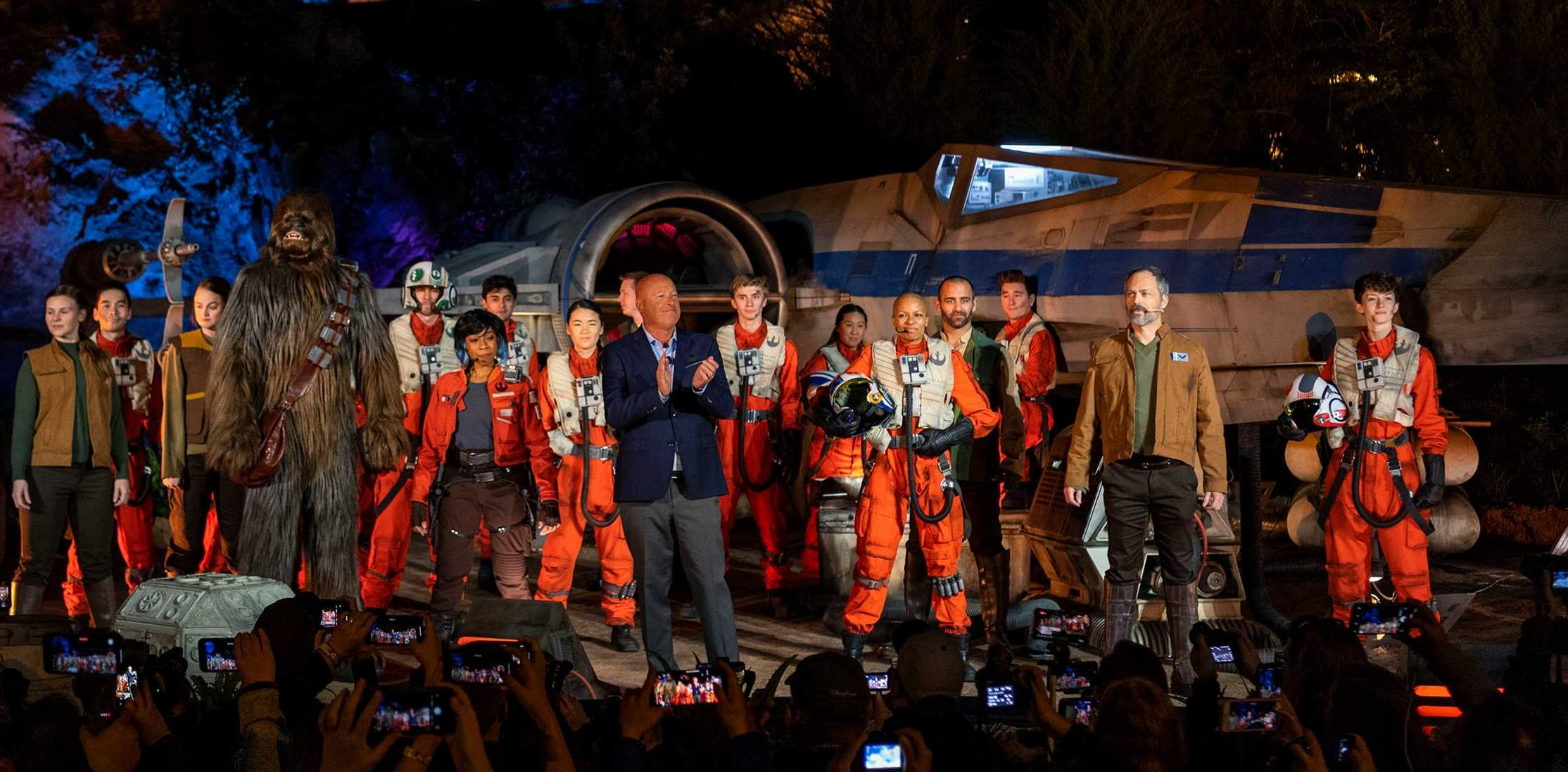 Star Wars Rise Of The Resistance Opens At Disney S Hollywood Studios Coaster101