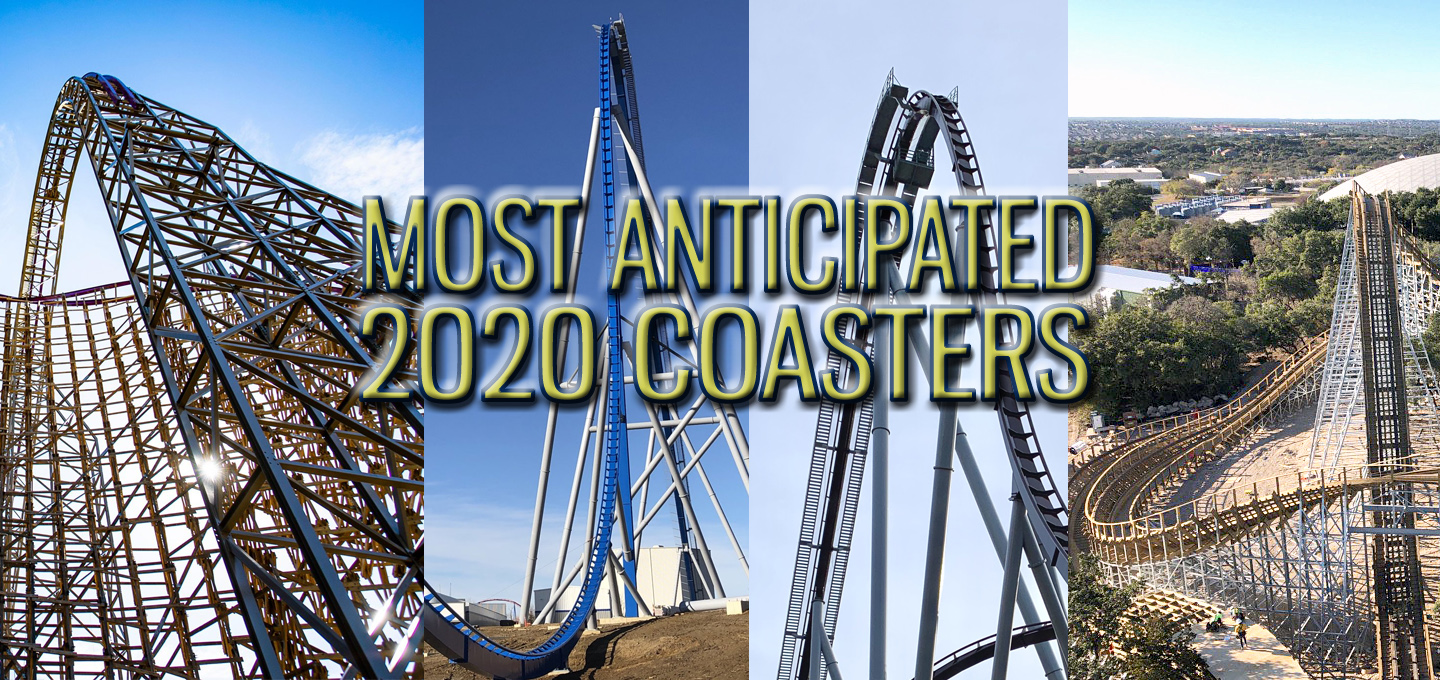 Our Most Anticipated 2020 Roller Coasters Opening in North America