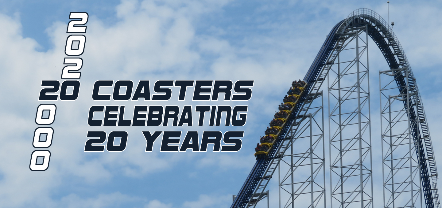 20 in 2020: Our Top 5 Coasters from the Year 2000 - Coaster101