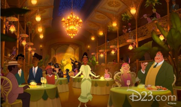 Disney S Splash Mountain To Be Rethemed To Princess And The Frog