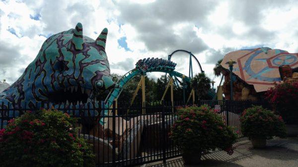 20 in 2020: Kraken at SeaWorld Orlando Coaster101